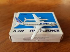Schabak 1:600 Air France Airbus A320 OVP Flugzeugmodell