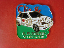 pins pin renault clio 16s michelin elf