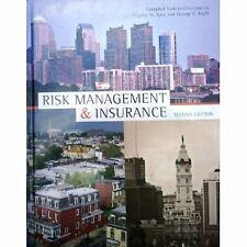 Risk Management and insurance Charles Nyce an George Rejda Second Edition 2008
