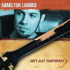 NEW Ain't Just Temporary (Audio CD)
