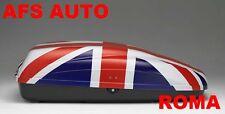 BOX AUTO PORTAPACCHI PORTATUTTO G3 KRONO 320 U.K. LT.MADE IN ITALY AFS ROMA