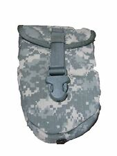 ARMY MILITARY SURPLUS DIGICAM ACU E-TOOL POUCH CARRIER ENTRENCHING SHOVEL CASE G