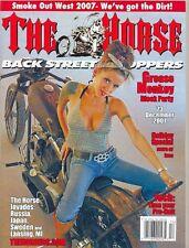 THE HORSE BACKSTREET CHOPPERS No.73 (New Copy) *Free Post To USA,Canada,EU