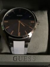 Guess Silver Gents Watch