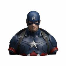 Avengers Endgame Capt America Bust Bank by SEMIC
