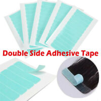 100PCS Double Side Adhesive Super Tape for Tape In Hair Extensions Skin Weft US