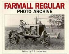 Farmall Regular Photo Archive by Peter Letourneau (1994, Paperback)