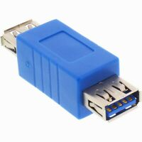 USB 3.0 Adapter a-Socket a Bushing Adapter Coupling Connector InLine 35300X