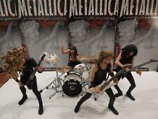 Metallica Harvesters of Sorrow Complete Set Loose Including all 4 Cardbacks