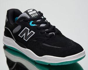 New Balance Numeric 1010 Tiago Lemos Men's Black Blue Lifestyle Shoes Sneakers