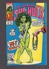 Sensational She Hulk 40 1990 Hi Res Scans