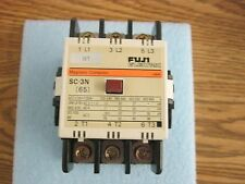 Fuji Electric Model: 65 Magnetic Contactor.  P/N: SC-3N.  <