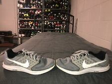 Nike Downshifter 7 Mens Running Training Shoes Size 9.5 Gray Black White