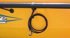 "Kayak Paddle Leash 42""  Fishing Accessories Handmade in USA Marine Grade Cord"