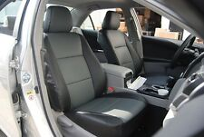 TOYOTA CAMRY 2012-2014 LEATHER-LIKE CUSTOM SEAT COVER