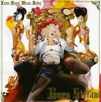 Stefani Gwen Love, Angel, Music, Baby CD Special Edition