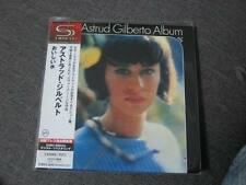 ASTRUD GILBERTO ALBUM JAPAN MINI LP SHM CD ANTONIO CARLOS JOBIM 24BIT SEALED