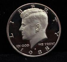 1988-s PROOF KENNEDY HALF DOLLAR Roll 20 Coins