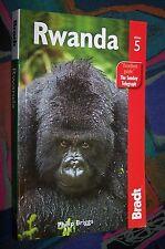 RWANDA (Ruanda Ost-Afrika) - Gorilla tracking ... # 2014 The Bradt travel guide