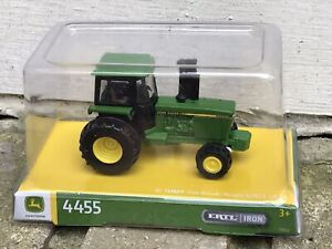 John Deere, Tractor 4455, ERTL IRON, Collection Edition, Sealed, Farm Toy