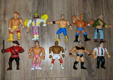 WWF Hasbro Series 5 Complete Loose Set Accessories WWE ELITE RARE RETRO HOGAN