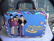 "beatles yellow submarine lunchbox close to perfect 10"" x 7"" x 3"" deep great cond"