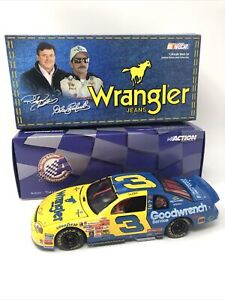 1:24 Dale Earnhardt 1999 #3 GM Goodwrench Service Plus Wrangler Jeans