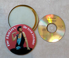 "CD AUDIO INT/ THE PLATTERS ""THE GREAT PRETENDER"" CD COMPILATION BOITIER MÉTAL"