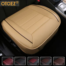 Full Surround Front Car Seat Cover Leather Pad Mat Auto Chair Cushion Protector