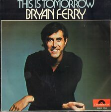 "BRYAN FERRY ‎– This Is Tomorrow (1977 VINYL SINGLE 7"" HOLLAND)"