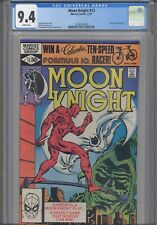 Moon Knight #13 CGC 9.4 1981 Marvel Comics Doug Moench Story Daredevil App