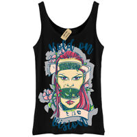 Hold on the vision mother nature gaia Vest Womens