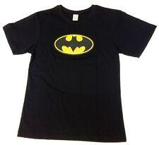 Men Adult Classic Batman DC Print Super Hero Comic T-shirt Short Sleeve Top