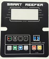 SMART REEFER Thermo King, ThermoKing, FACEPLATE, OVERLAY, STICKER DECAL