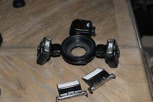 Nikon SB R1C1 Ring Light/Macro Flash for  Nikon// 2 SB-R200's 1 SU-800 2 SW-11's