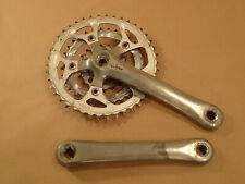 Sugino Impel vintage MTB triple crankset 175mm chainwheel
