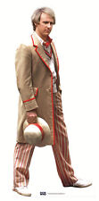 PETER DAVISON Doctor Who lifesize Standee RECORTADO DE CARTÓN 5th QUINTA DR