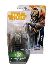 STAR WARS FORCE LINK ACTIVATED 2.0 SERIES MOLOCH ACTION FIGURE HASBRO