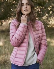 Joules Womens Canterbury Short Luxe Padded Jacket - Pink