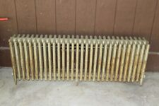 """Vintage Arco cast iron radiator 19 1/2"""" high x 54"""" long Pick Up Only"""