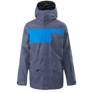 NWT Dakine Elsman Snowboard Jacket Men's XL India Ink/Scout $199