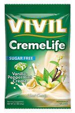 Vivil Sugar Free Creme Life Vanilla Peppermint Creme 60g