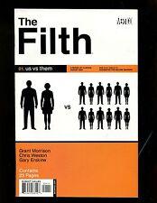THE FILTH 1(9.4)GRANT MORRISON-DC-VERTIGO(ve000)