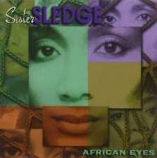 New: SISTER SLEDGE - African Eyes CD