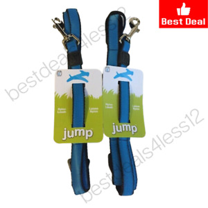 PetSafe Jump Nylon Dog Leash Strong & Durable Easy to Use Pack of 2