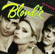 BLONDIE Eat To The Beat CD BRAND NEW 2001