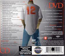 Eddie Dee Daddy Yankee Tego Calderon 12 Discipulos [Explicit] CD+DVD New Sealed
