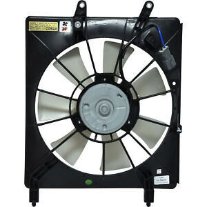 New A/C Condenser Fan Assembly for TSX