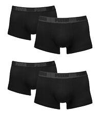 Puma calzoncillos hombre pantalones cortos 4 Paquete calzón Bodywear Shorts
