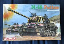 1/35 Dragon DML 6805   M-46 Patton Tank Korean War Series